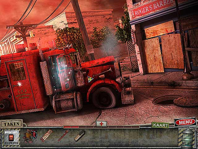 Spel Screenshot 2 Small Town Terrors: Livingston