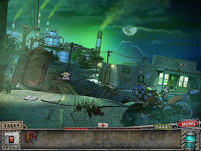 Spel Screenshot 3 Small Town Terrors: Livingston