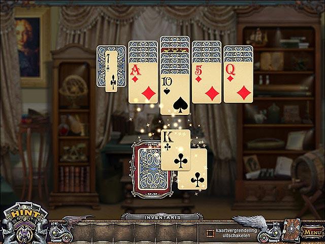 Spel Screenshot 1 Solitaire Mystery: Stolen Power