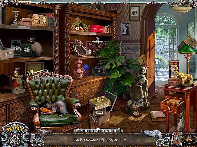 Spel Screenshot 3 Solitaire Mystery: Stolen Power