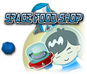 Feature Screenshot Spel Space Food Shop