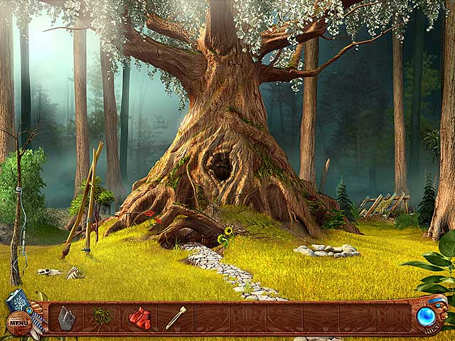 Spel Screenshot 2 Spirit Walkers: Vloek van de Cipresheks