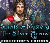 Feature Screenshot Spel Spirits of Mystery: The Silver Arrow Collector's Edition