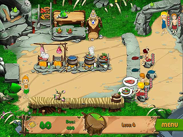 Spel Screenshot 1 Stone Age Cafe