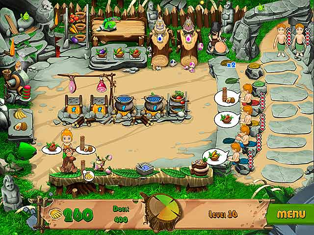 Spel Screenshot 3 Stone Age Cafe