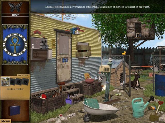Spel Screenshot 1 Strange Cases: Het Mysterie van de Tarotkaarten