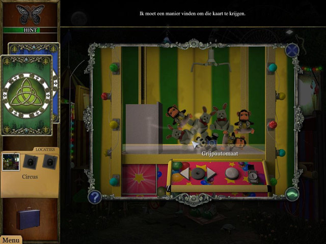 Spel Screenshot 2 Strange Cases: Het Mysterie van de Tarotkaarten