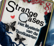 Feature Screenshot Spel Strange Cases: Het Mysterie van de Tarotkaarten
