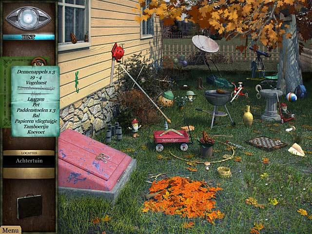 Spel Screenshot 2 Strange Cases: Het Vuurtorenmysterie