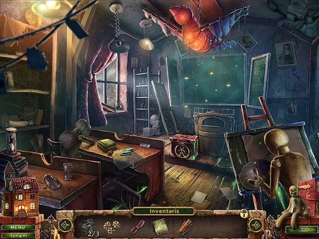 Spel Screenshot 1 Stray Souls: Gestolen Herinneringen Luxe Editie