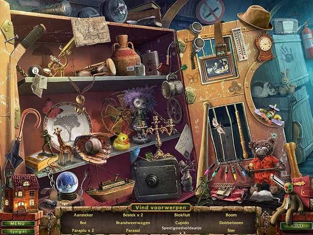 Spel Screenshot 2 Stray Souls: Gestolen Herinneringen Luxe Editie