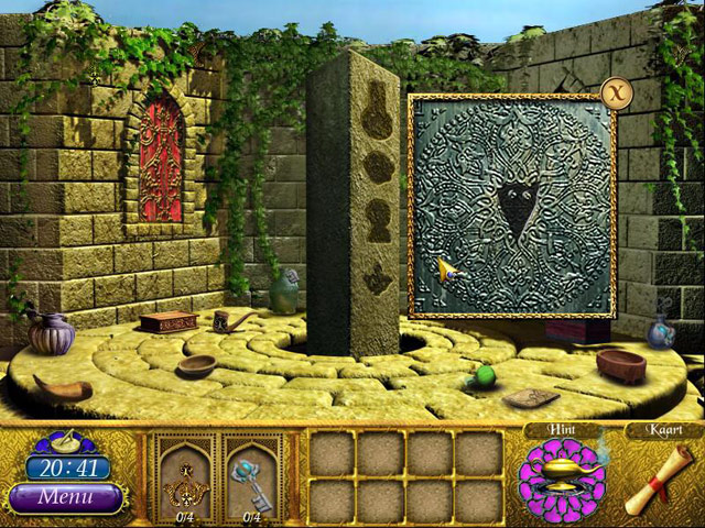 Spel Screenshot 2 The Sultan's Labyrinth: Het Offer van Bahar