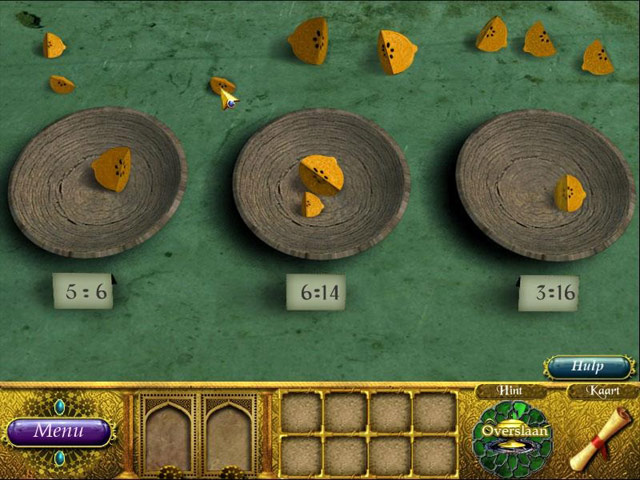 Spel Screenshot 3 The Sultan's Labyrinth: Het Offer van Bahar