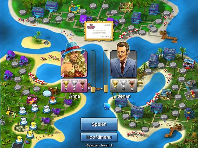 Spel Screenshot 2 Summer Resort Mogul