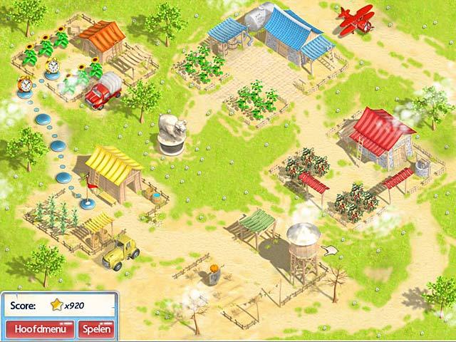 Spel Screenshot 2 Sunshine Acres