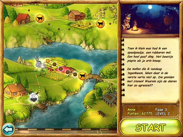 Spel Screenshot 3 Supercow