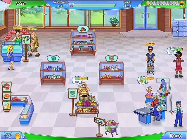 Spel Screenshot 3 Supermarket Management 2