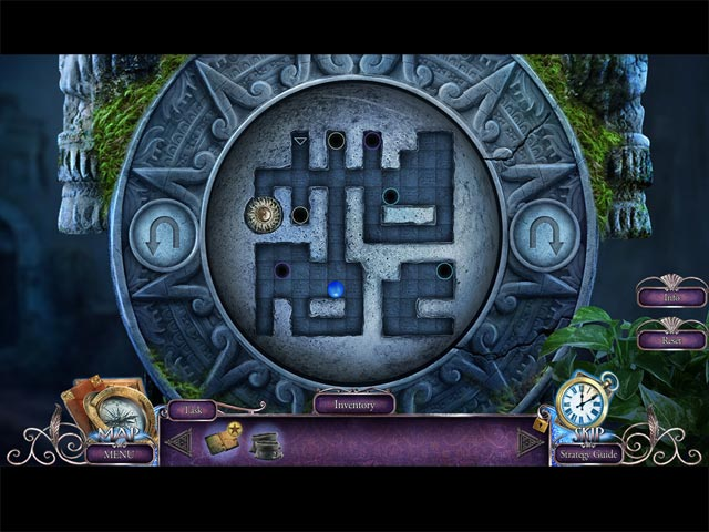 Spel Screenshot 3 Surface: Game of Gods Collector's Edition