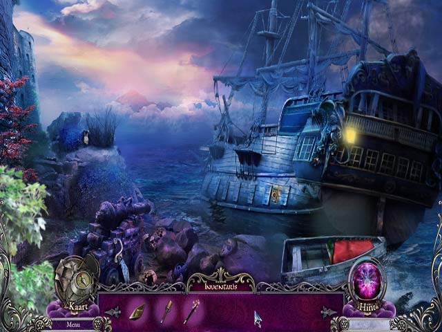 Spel Screenshot 2 Surface: Gesnoerde Keel
