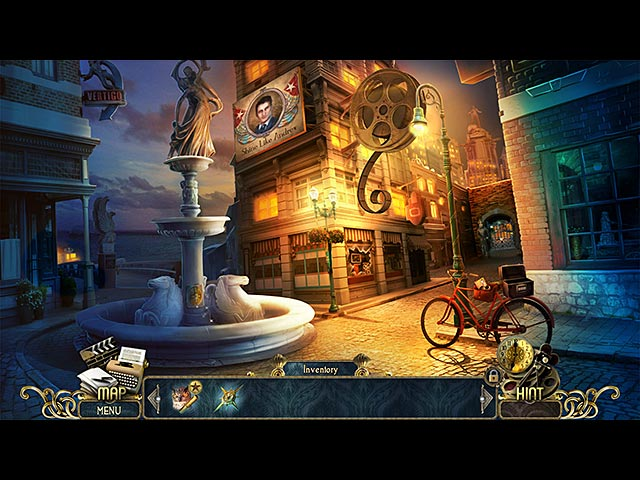 Spel Screenshot 2 Surface: Reel Life Collector's Edition