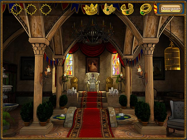Spel Screenshot 3 Sweet Kingdom: Betoverde Prinses