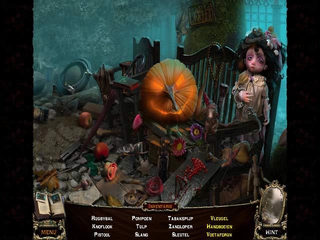Spel Screenshot 1 Tales of Terror: Morgenrood