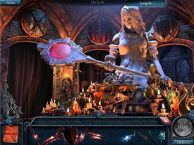 Spel Screenshot 2 The Beast of Lycan Isle Luxe Editie