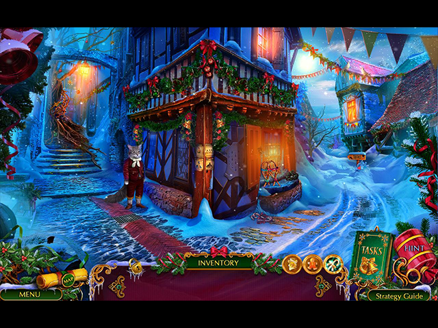 The Christmas Spirit: Mother Goose's Untold Tales Collector's Edition img