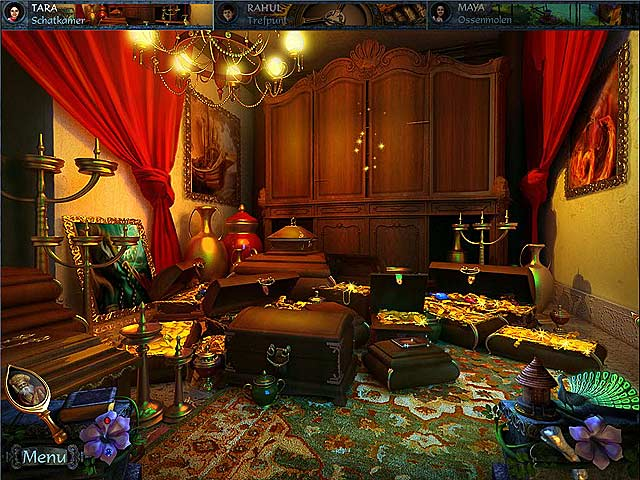 Spel Screenshot 1 The Dark Hills of Cherai: De Koningsstaf