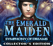 Feature Screenshot Spel The Emerald Maiden: Symphony of Dreams Collector's Edition