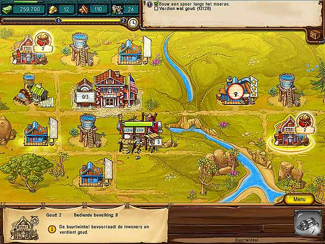 Spel Screenshot 2 The Golden Years: Way Out West