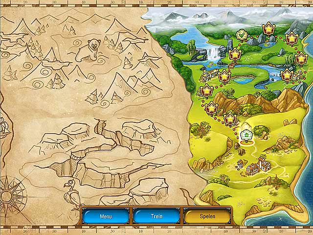 Spel Screenshot 3 The Golden Years: Way Out West