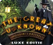 The Great Unknown: Houdini's Kasteel Luxe Editie