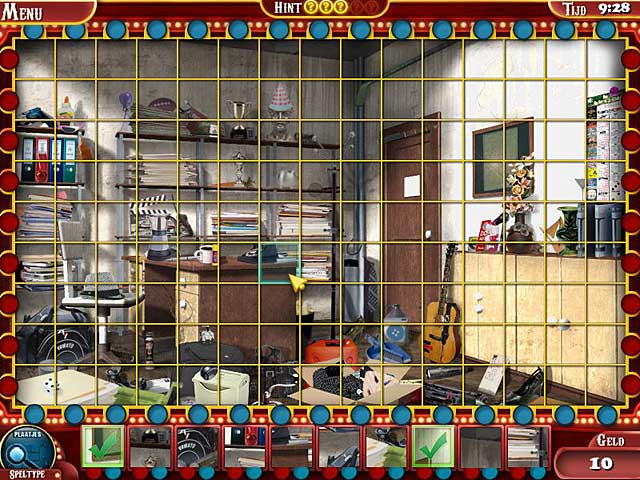 Spel Screenshot 2 The Hidden Object Show