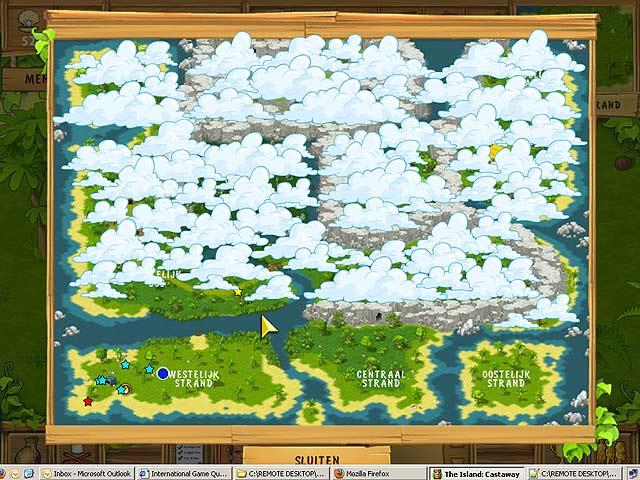Spel Screenshot 2 The Island: Castaway