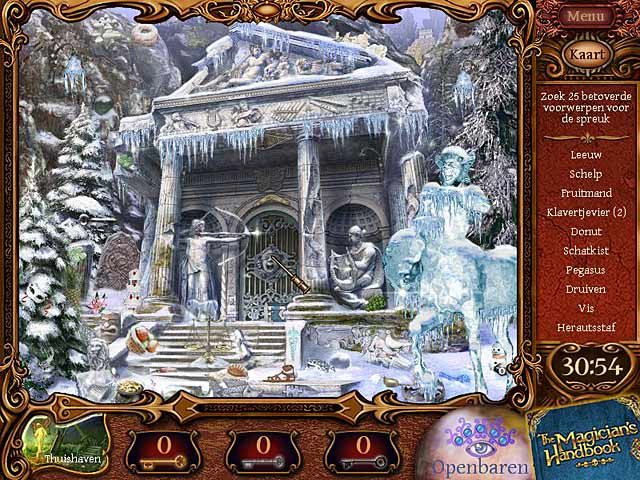 Spel Screenshot 2 The Magician's Handbook II: Blacklore