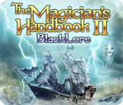 Feature Screenshot Spel The Magician's Handbook II: Blacklore