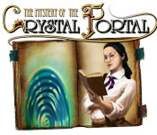 Feature Screenshot Spel The Mystery of the Crystal Portal