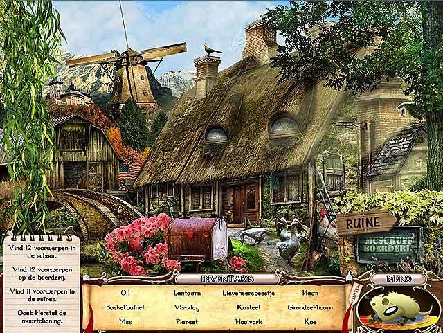 Spel Screenshot 1 The Scruffs: De Terugkeer van de Hertog