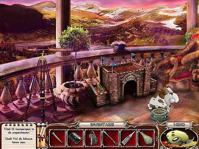 Spel Screenshot 2 The Scruffs: De Terugkeer van de Hertog