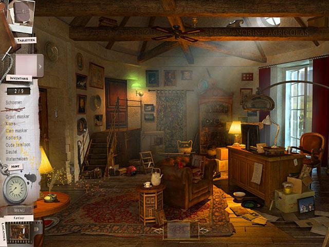Spel Screenshot 1 The Secret Legacy: De Avonturen van Kate Brooks