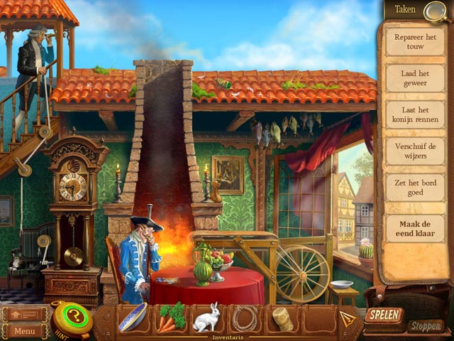 Spel Screenshot 1 The Surprising Adventures of Munchausen