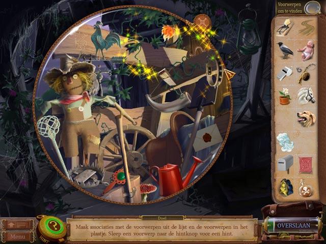 Spel Screenshot 2 The Surprising Adventures of Munchausen