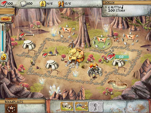 Video for The Timebuilders: Caveman's Prophecy