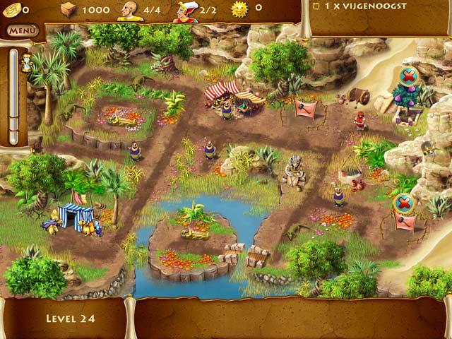 Spel Screenshot 3 The TimeBuilders: Pyramid Rising 2
