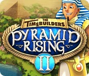 Feature Screenshot Spel The TimeBuilders: Pyramid Rising 2