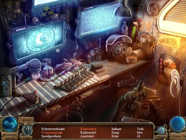 Spel Screenshot 1 Time Mysteries: Het Laatste Raadsel Luxe Editie