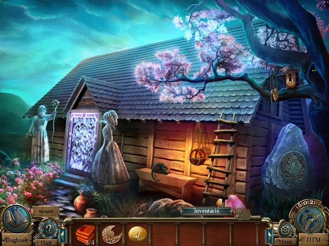 Spel Screenshot 2 Time Mysteries: Het Laatste Raadsel Luxe Editie