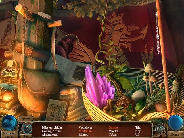 Spel Screenshot 3 Time Mysteries: Het Laatste Raadsel Luxe Editie