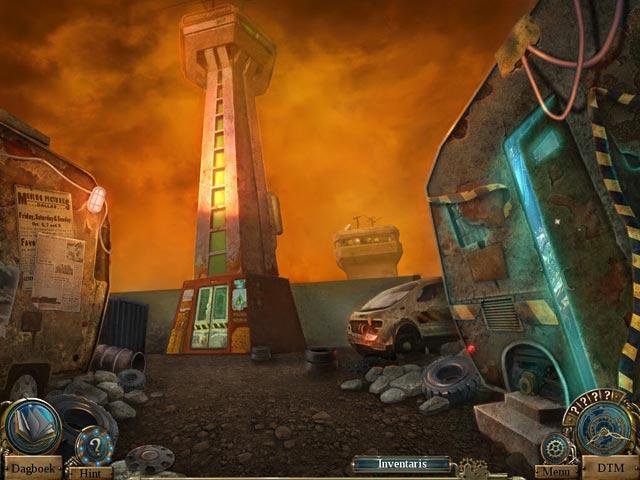 Spel Screenshot 2 Time Mysteries: Het Laatste Raadsel